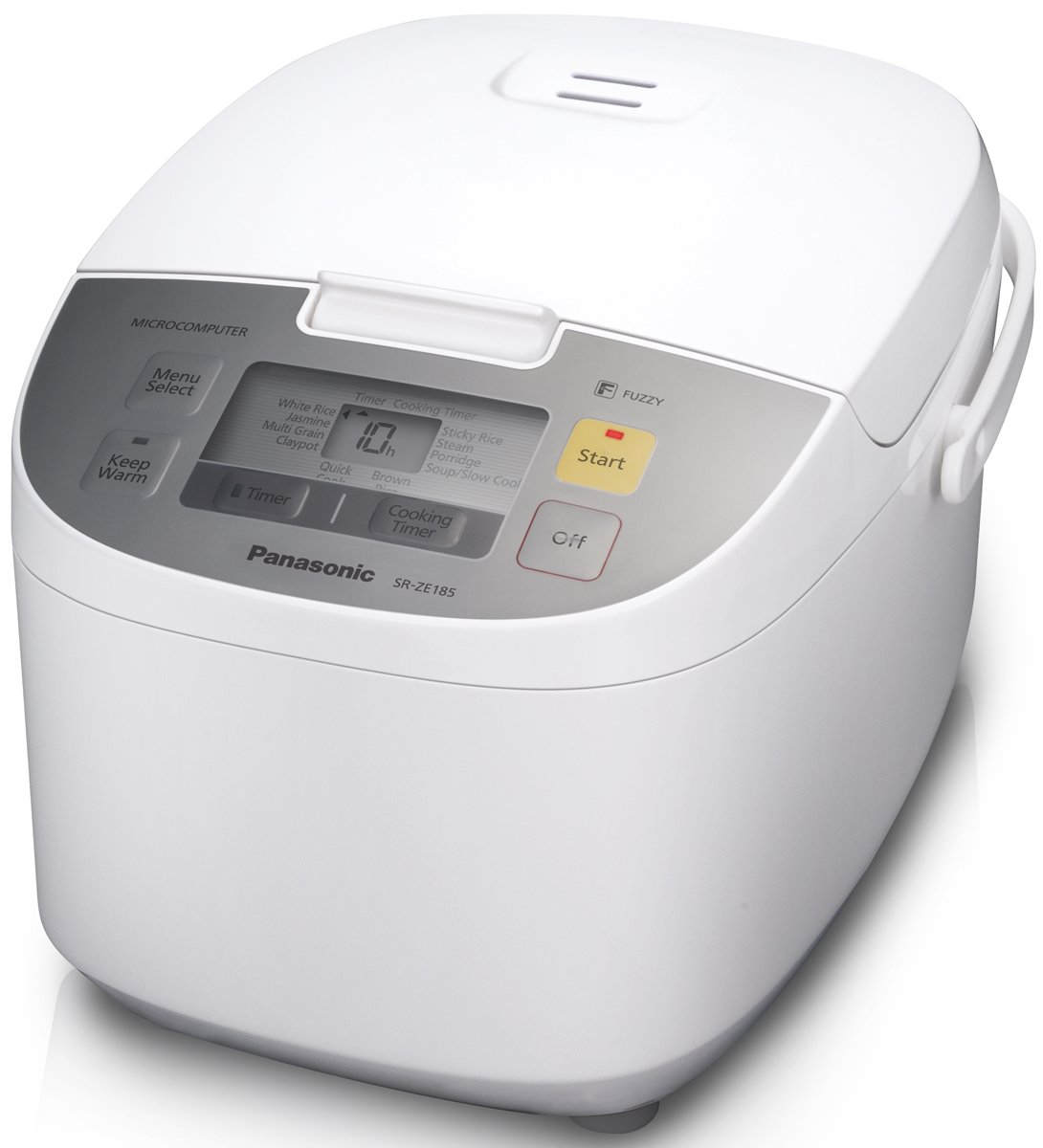 Panasonic SR ZE185WSTM Rice Cooker Appliances Online