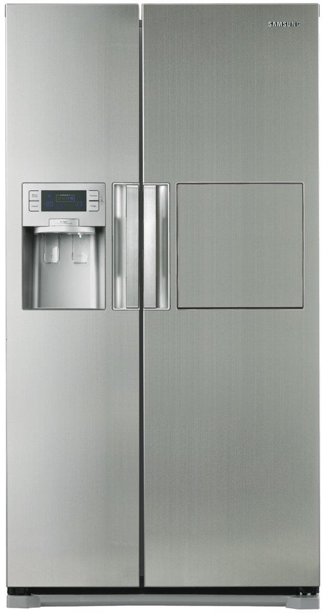 Samsung Srs606dhls 607l Side By Side Fridge Appliances Online