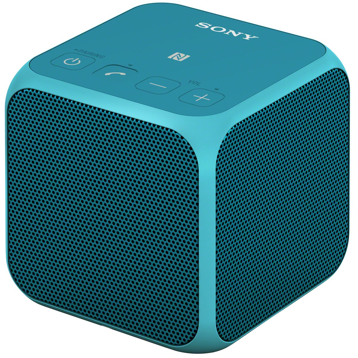 Sony SRSX11L Ultra-Portable Bluetooth And NFC Speaker - Blue
