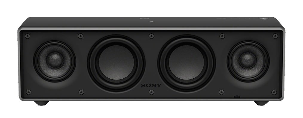 sony wireless speakers. sony srszr7b wireless speaker with bluetooth® and wi-fi speakers e