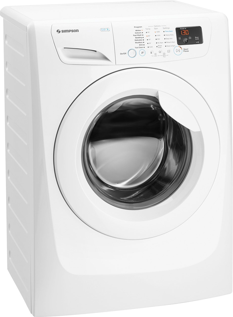 Simpson Swf12743 7kg Front Load Washing Machine Reviews