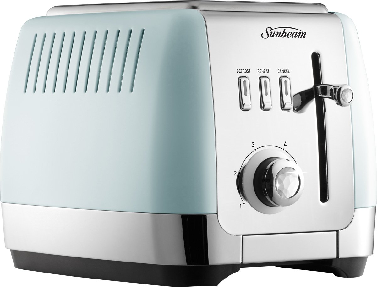 Sunbeam TA2220B London Collection 2 Slice Toaster | Appliances Online