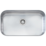 Oliveri TN890U Titan Single Bowl Undermount Sink