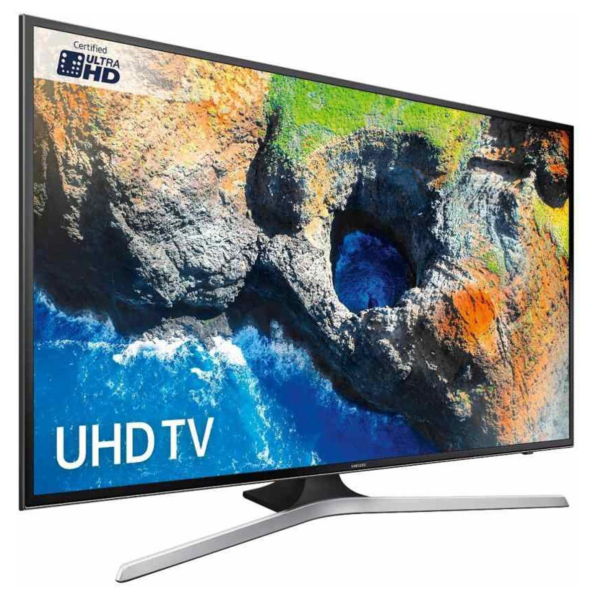 25f11df6591ad Samsung UA50MU6100 50 Inch 127cm Smart 4K Ultra HD LED LCD TV ...