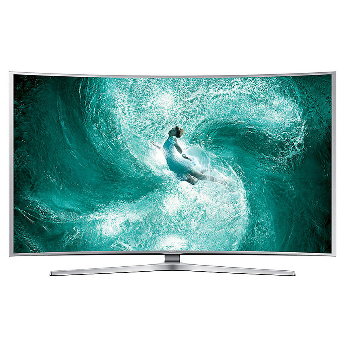Samsung UA55JS9000 55 Inch 140cm Curved SUHD 3D Smart TV With Tizen OS