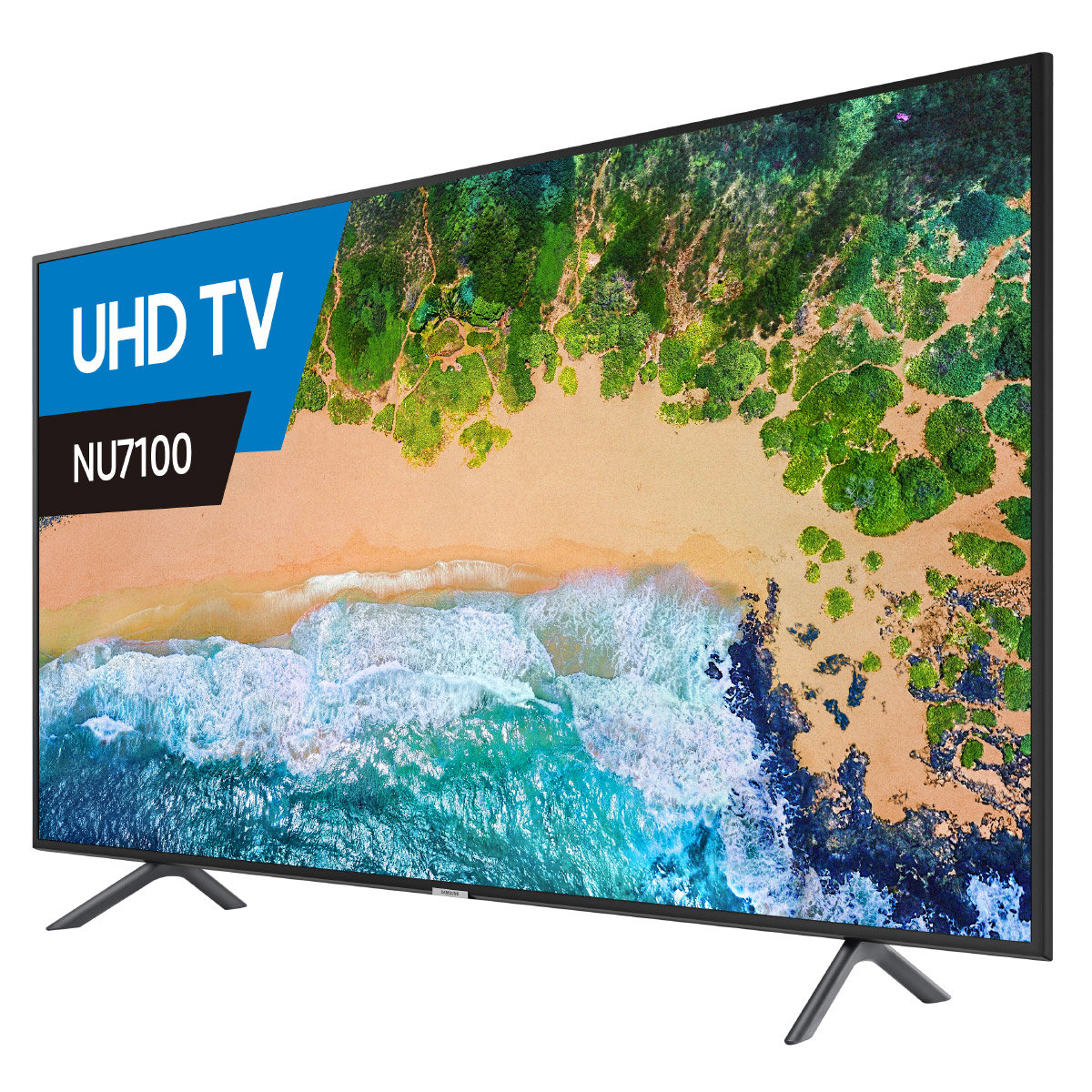 Samsung Ua55nu7100 55 Inch 139cm Smart 4k Ultra Hd Led Lcd Tv