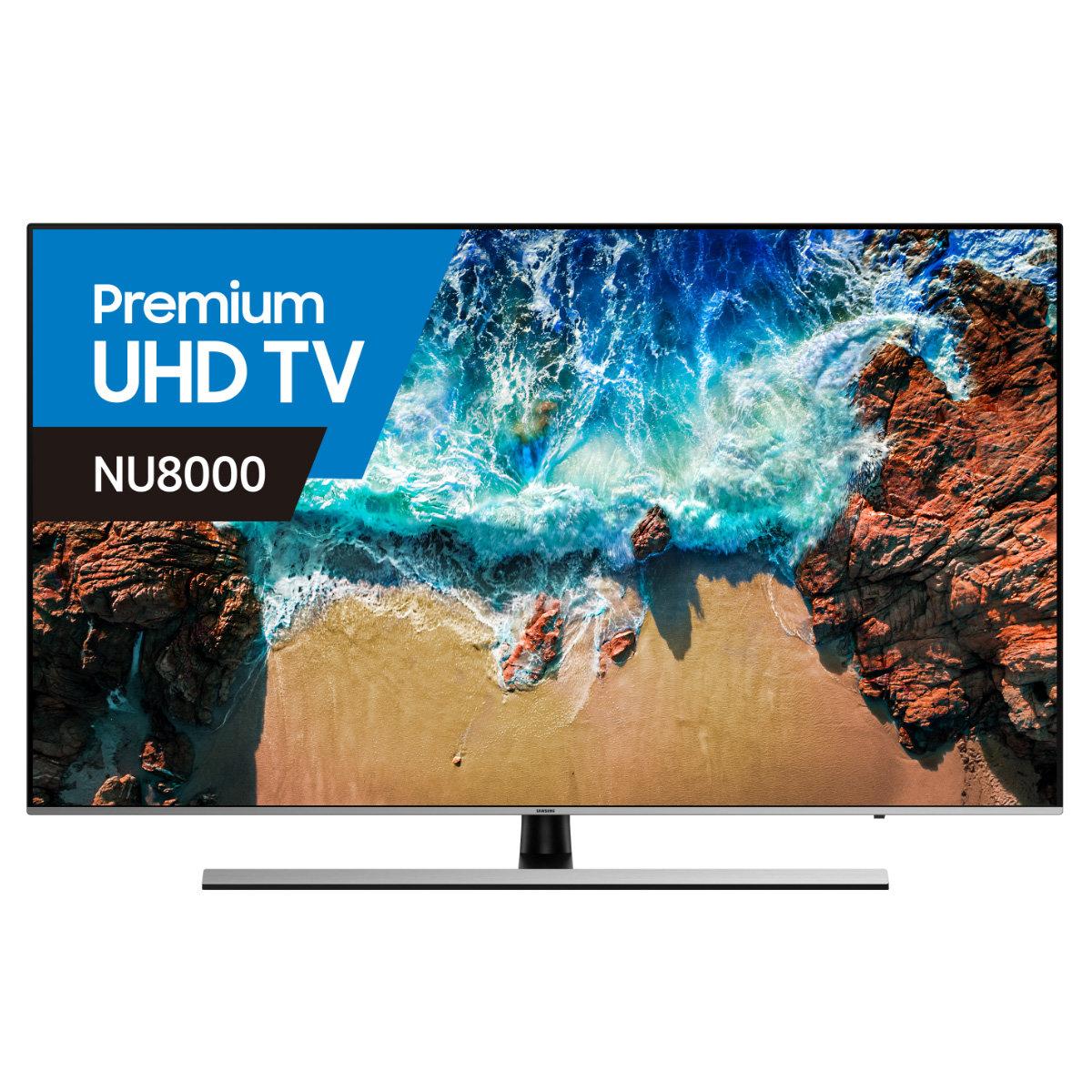 Samsung UA75NU8000 75 Inch 190cm Smart 4K Ultra HD LED LCD TV