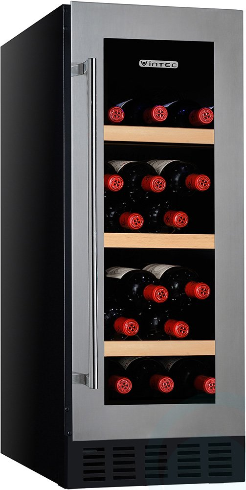 & Vintec V20SGES3 20 Bottles Wine Storage Cabinet | Appliances Online