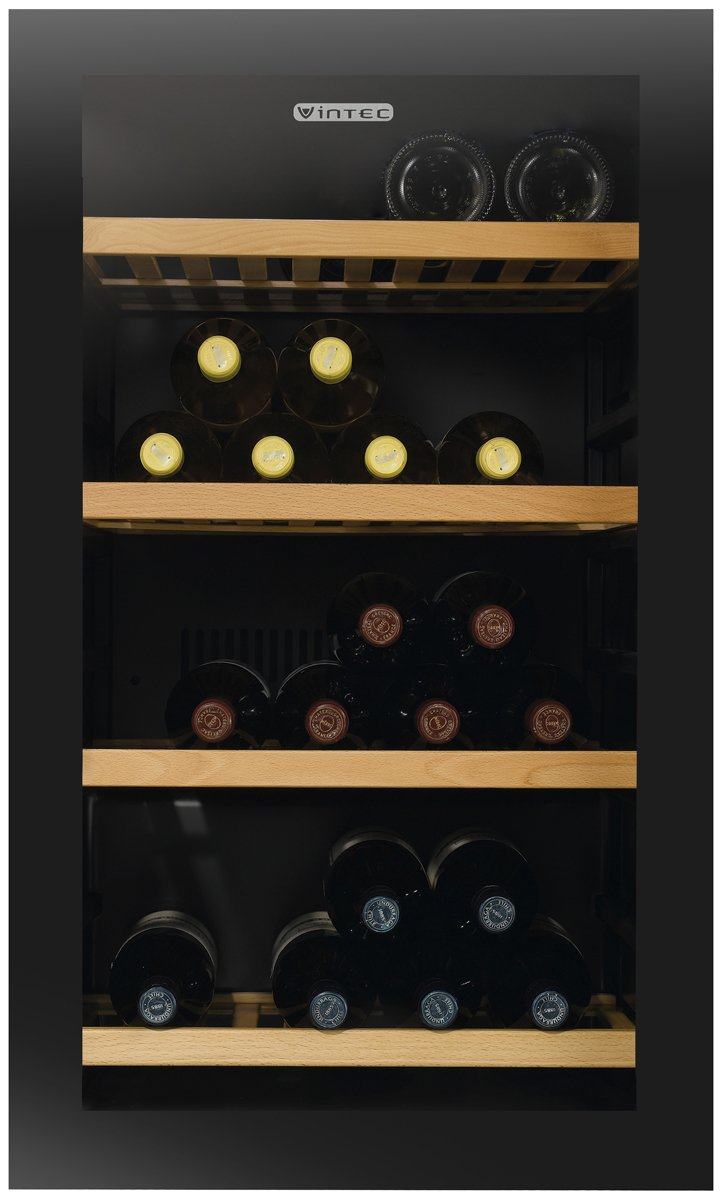 Vintec VSGMEBK Bottles Wine Storage Cabinet Appliances Online - What is invoice best online wine store