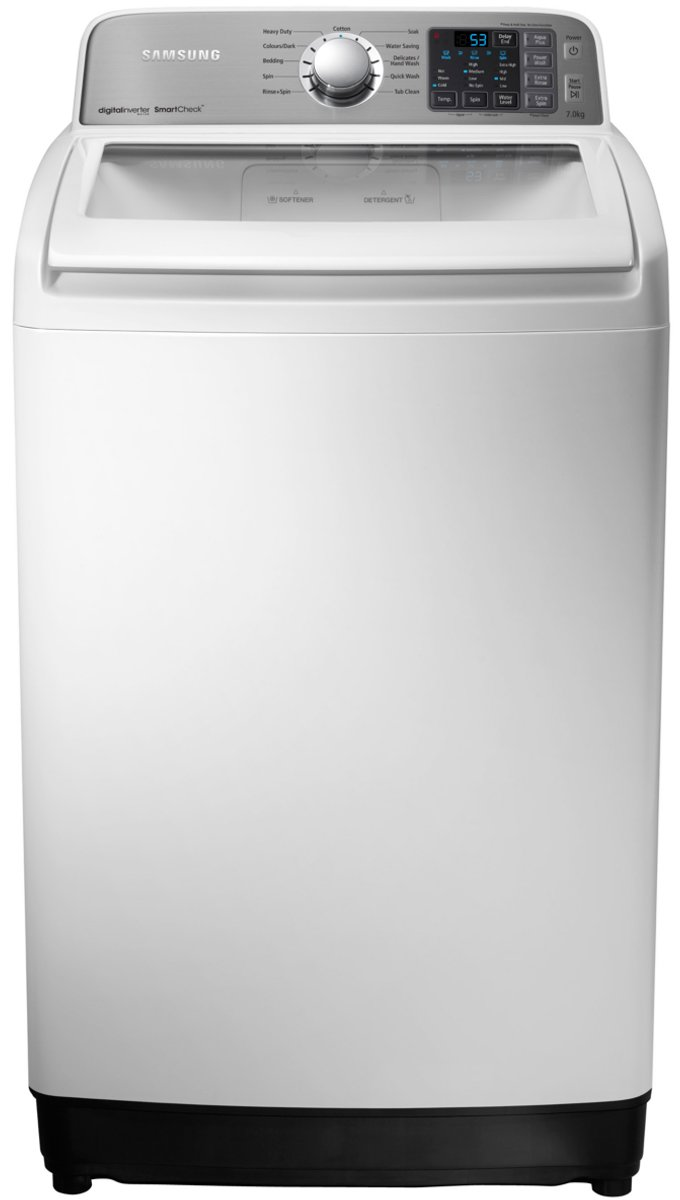 samsung top load washer wa48h7400 overview youtube samsung t