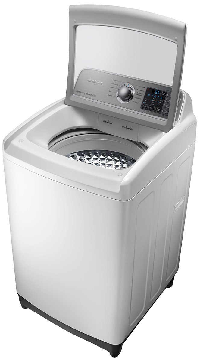 top loading washing machines new samsung wa80f5g4djw 8kg top load washing machine 31305