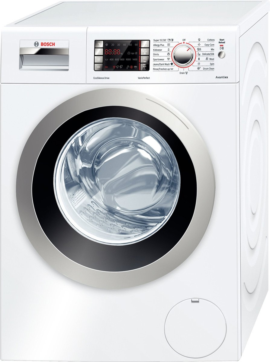 recommended front load washing machine