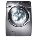 Samsung WD10F7S7SRP 10kg Front Load Washer Dryer Combo