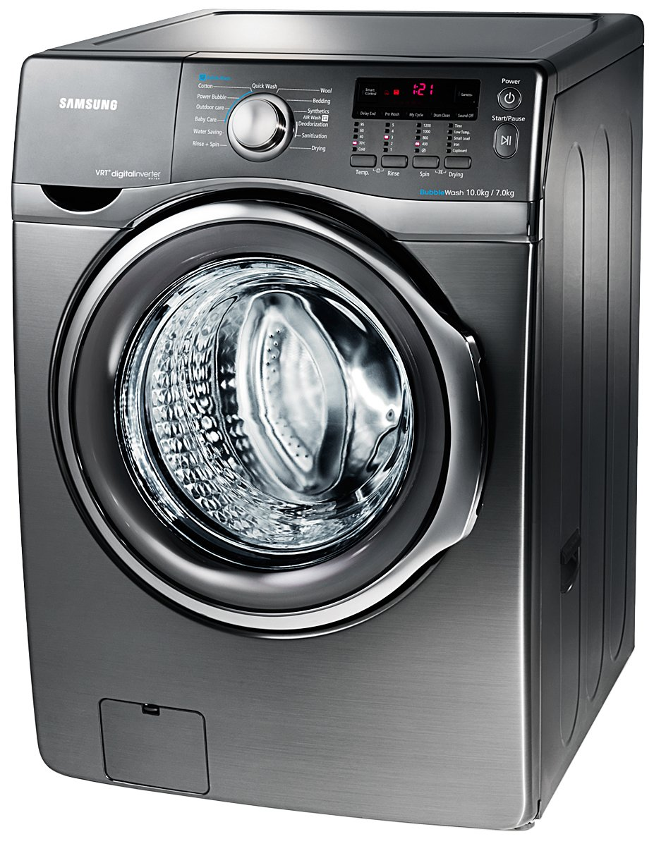 product video samsung wd10f7s7srp 10kg washer 7kg dryer combo