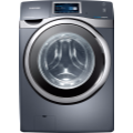 Samsung WD10F8K9ABG Washer Dryer Combo