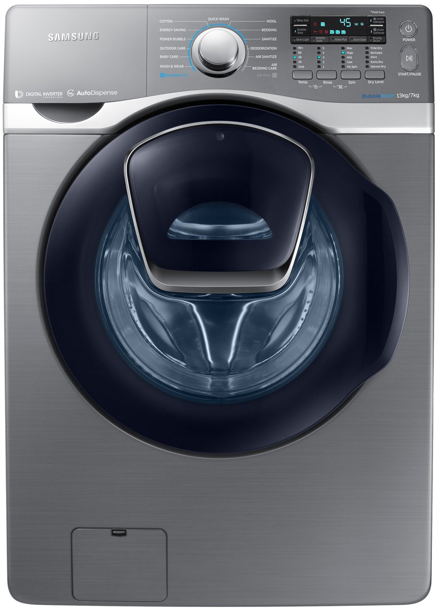 washing machine dryer combo samsung