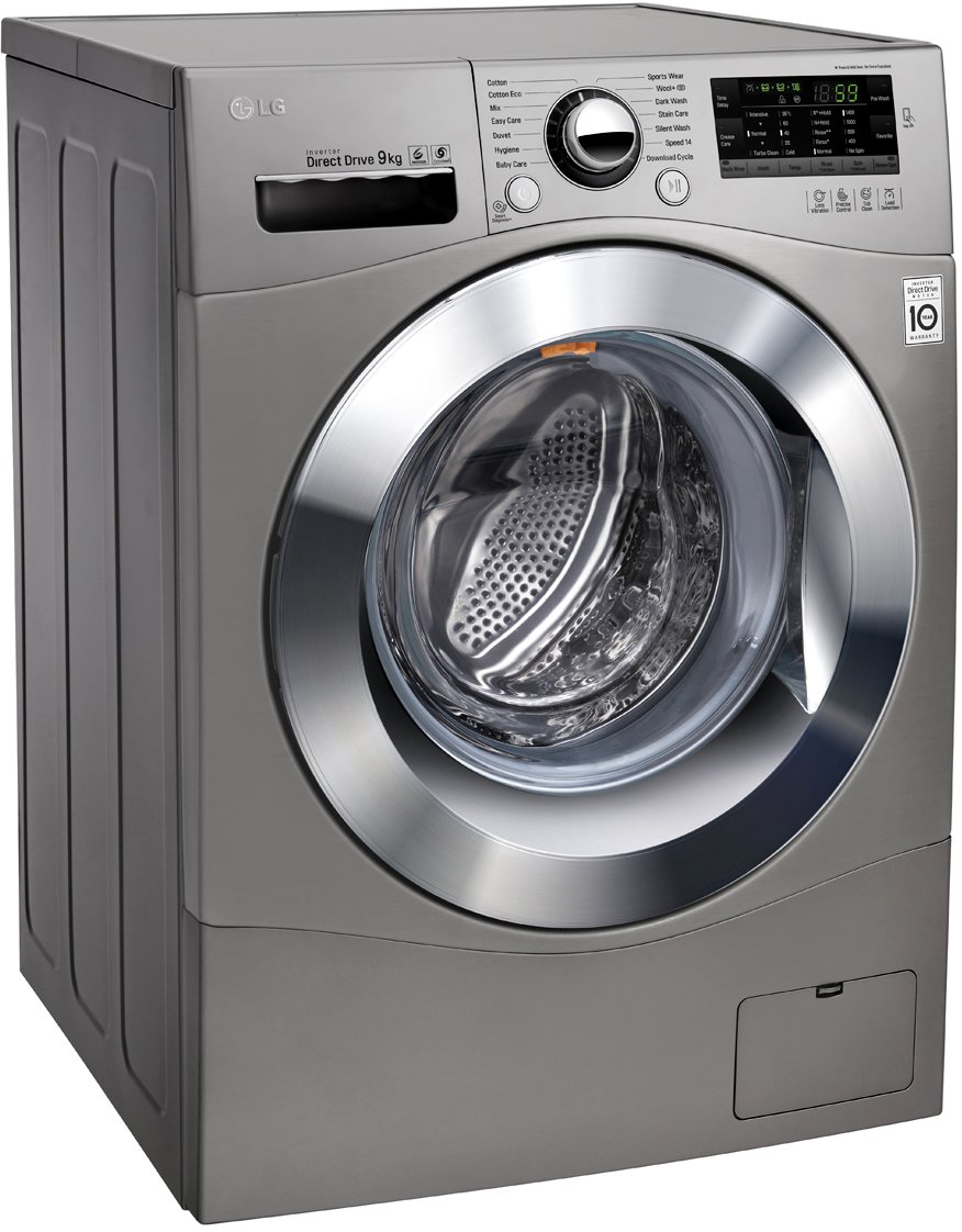 lg wd1409npe 9kg front load washing machine