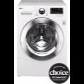 LG WD14130D6 8.5kg Front Load Washing Machine