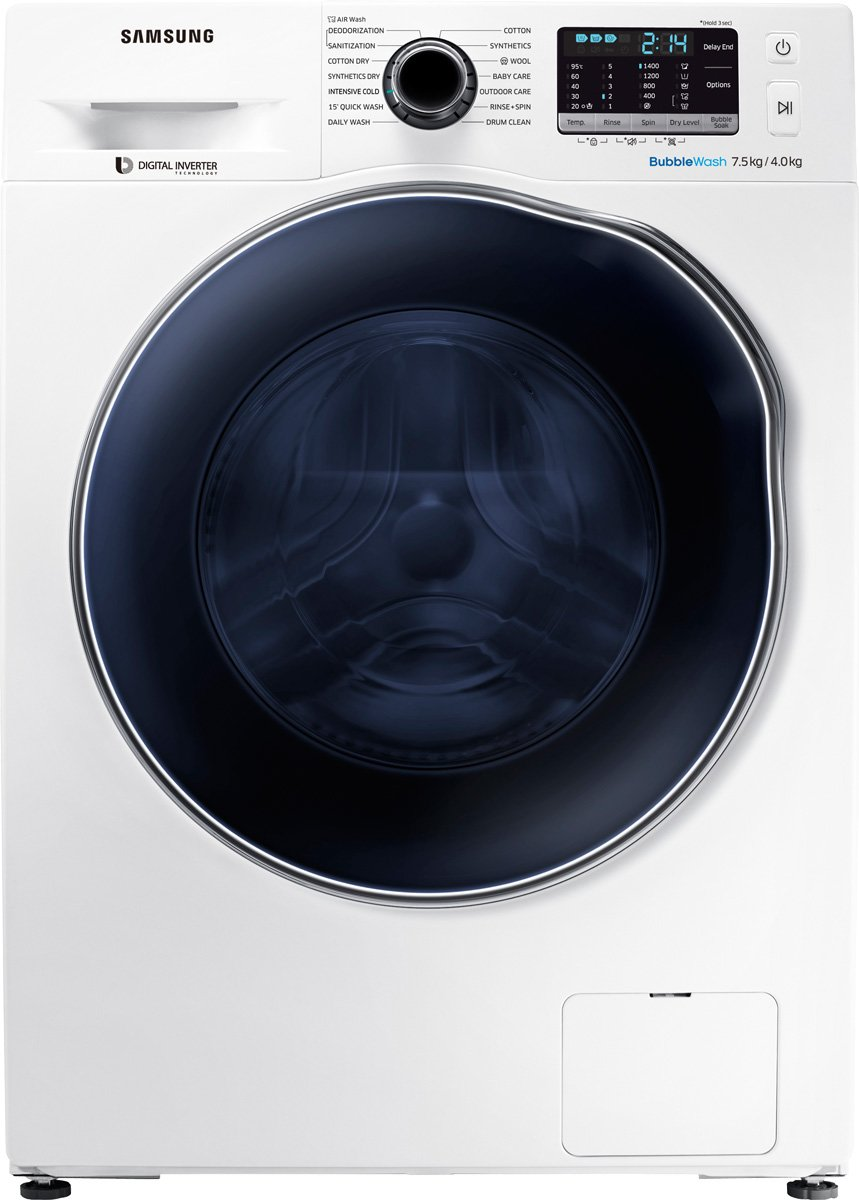 Samsung WD75J5410AW 7.5kg 4kg Washer Dryer Combo. This product is not  available 6afdca2cbe