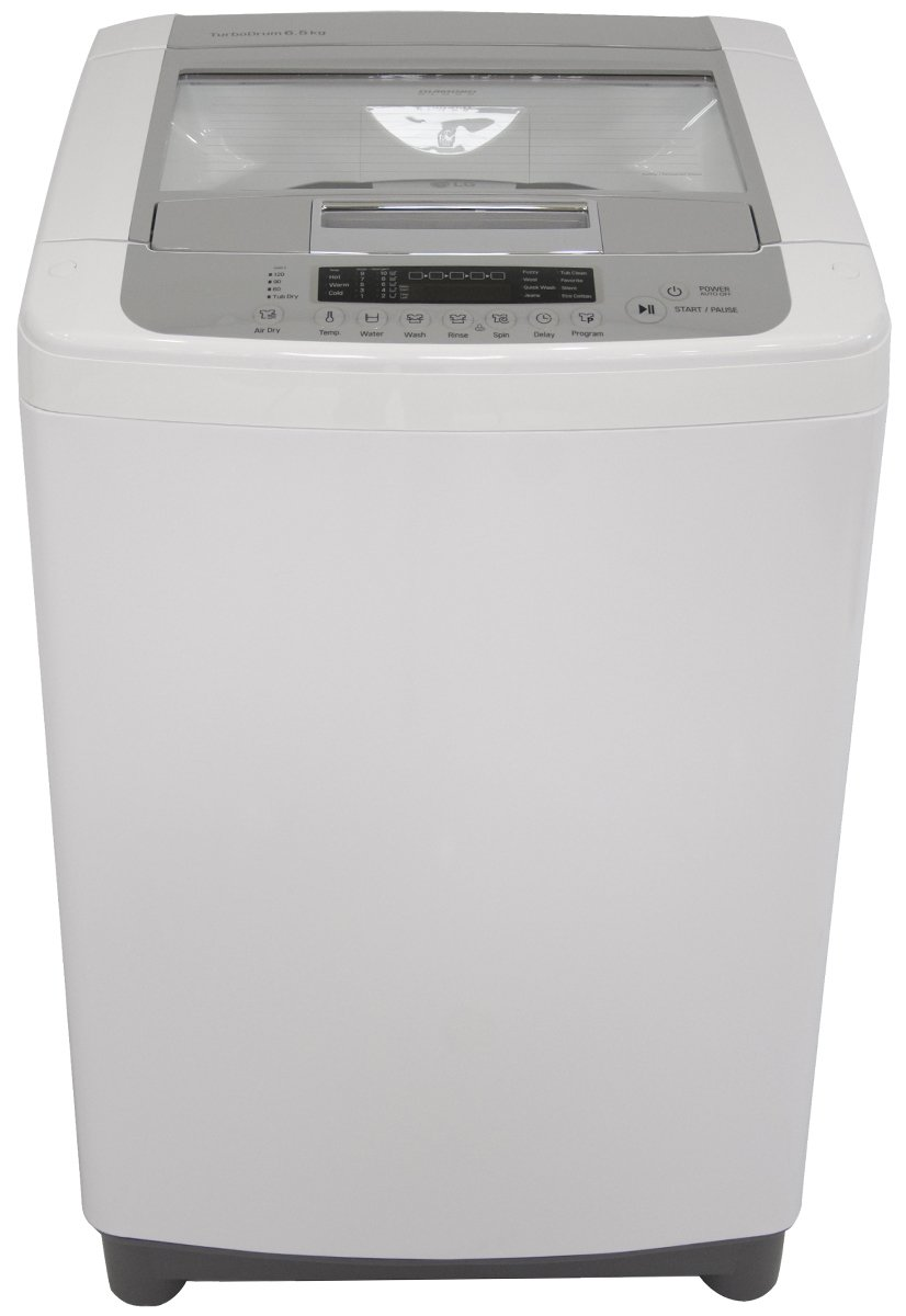 lg wf t6572 top load washing machine reviews appliances online. Black Bedroom Furniture Sets. Home Design Ideas