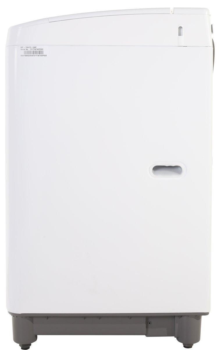 lg wf t6572 65kg top load washing machine appliances online