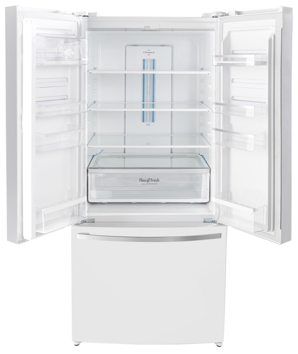white french door refrigerator. Westinghouse WHE5200WA-D 520L French Door Fridge White Refrigerator X