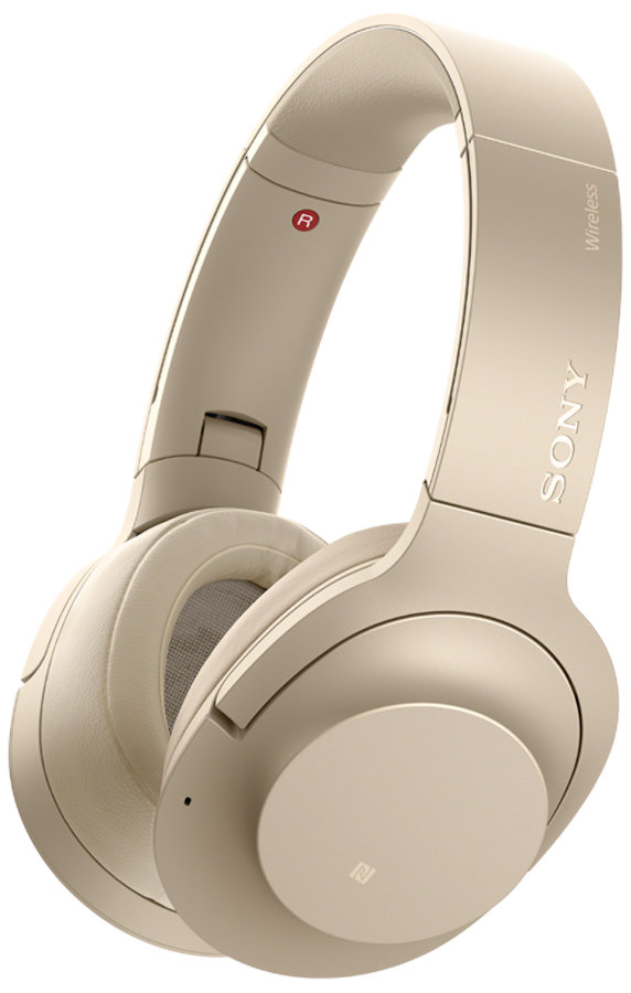 Sony WHH900NN Wireless Over-Ear Headphones with Bluetooth
