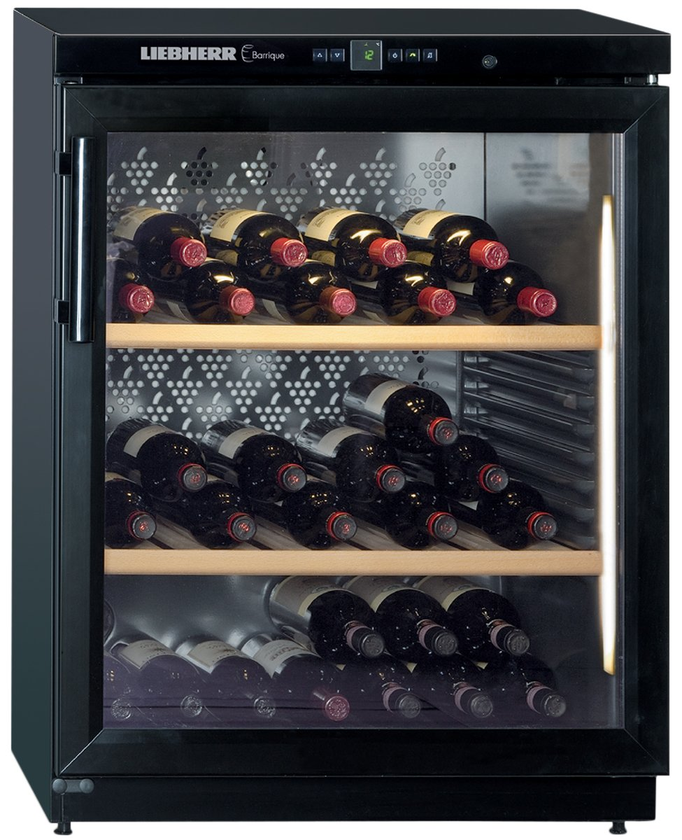 Liebherr WKB Barrique Bottle Wine Storage Cabinet - What is invoice best online wine store