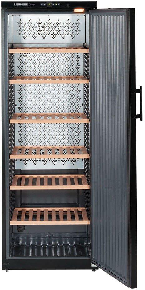 Liebherr 195 Bottle Wine Storage Cabinet WKB4611