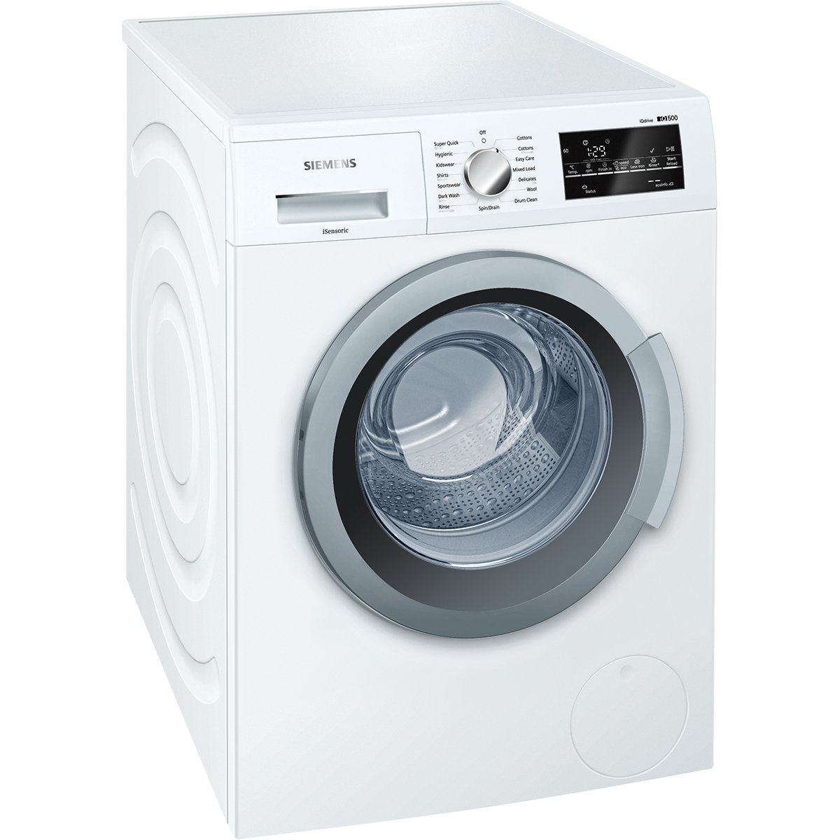 Siemens Wm14p480au 8kg Front Load Washing Machine Appliances Online