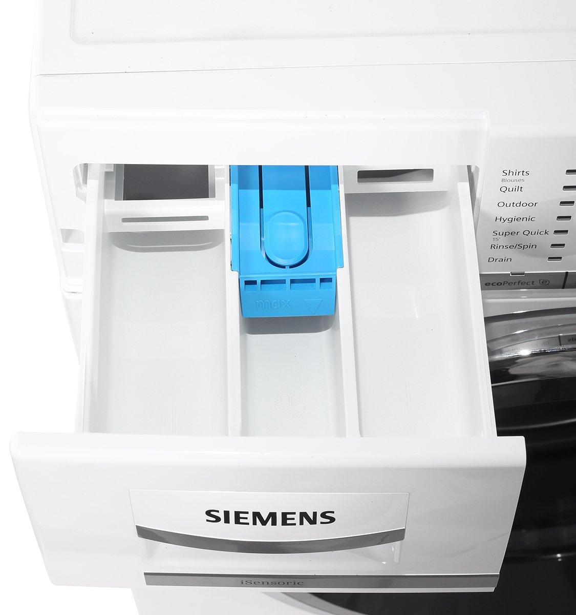 Siemens WM14W440AU iQ700 8kg Front Load Washing Machine | Appliances Online