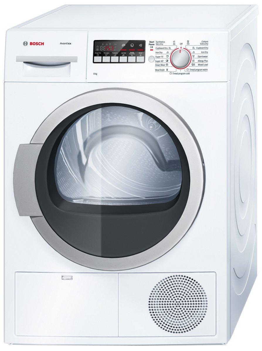 bosch wtb86200au serie 4 8kg condenser dryer appliances online rh appliancesonline com au bosch electric clothes dryer manual bosch clothes dryer troubleshooting