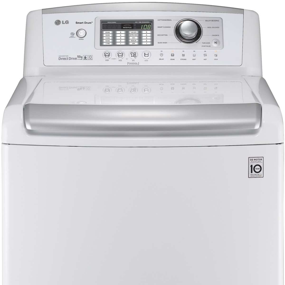 top load washing machine clipart. lg wtr10686 10kg top load washing machine clipart t