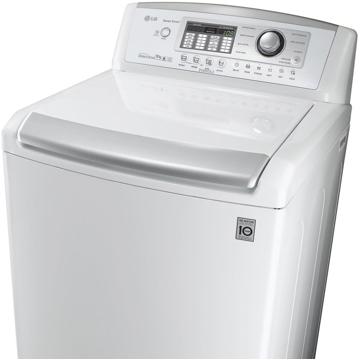 NEW LG WTR10686 10kg Top Load Washing Machine