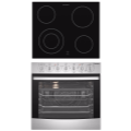 Westinghouse WVE645S Electric Wall Oven and Cooktop