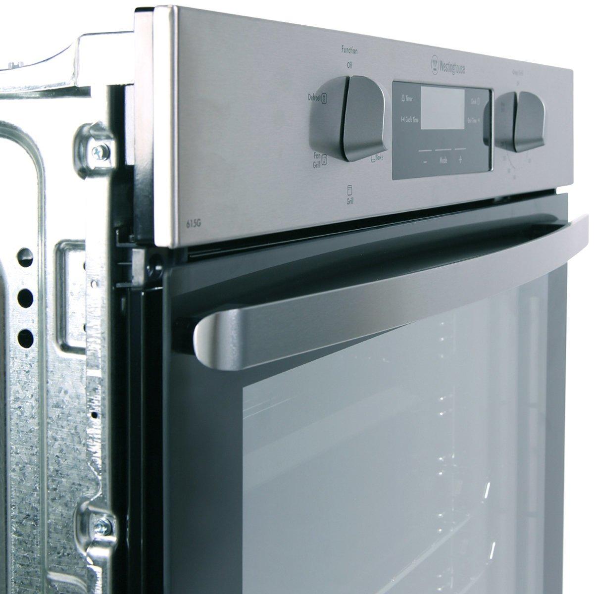 Westinghouse WVG615SLPG 60cm LPG Gas Built-In Oven | Appliances Online