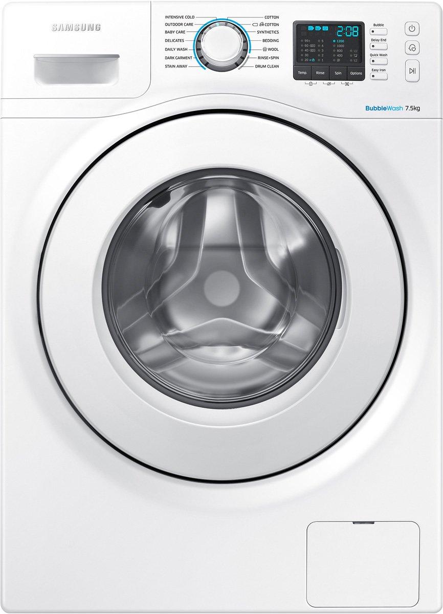 samsung ww75h5290 front load washing machine. Black Bedroom Furniture Sets. Home Design Ideas