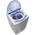 Lemair XQB22 2.2kg Top Load Washing Machine - Angle with Open Led