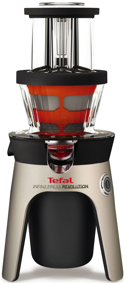 Tefal Slowjuicer Zc500 Review : Tefal Infiny Juicer ZC500 Reviews Appliances Online