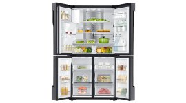 Westinghouse 520L French Door Fridge WHE5200SA-D