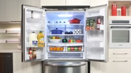 LG 620L Stainless French Door Refrigerator- MODEL: GF-B620SL