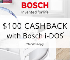 Bosch i-DOS $100 Cashback Offer